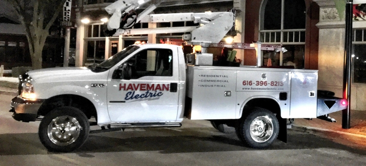 Haveman Electiric in Holland Michigan